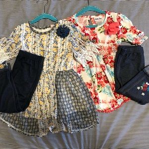 2 Super cute Toddler outfits